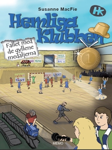 Fallet med de gyllene medaljerna (e-bok) av Sus
