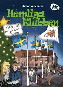 Fallet med den försvunna flaggan (e-bok) av Sus