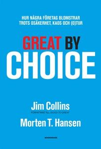 Great by Choice - Hur några företag blomstrar t