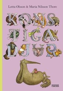Konstiga djur (e-bok) av Lotta Olsson
