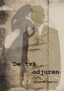 De två odjuren (e-bok) av Elin Holmerin