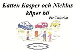 Katten Kasper och Nicklas köper bil