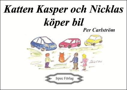 Katten Kasper och Nicklas köper bil (e-bok) av