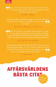 Affärsvärldens bästa citat (e-bok) av Hans-Olov