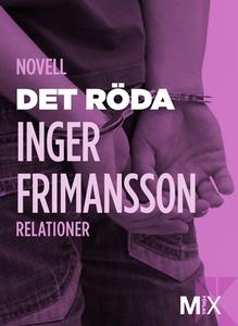 Det röda (e-bok) av Inger Frimansson