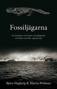 Fossiljägarna (e-bok) av Björn Hagberg, Martin
