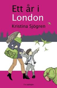 Ett år i London (e-bok) av Kristina Sjögren