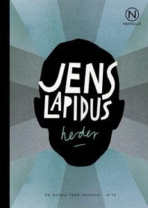 Heder (e-bok) av Jens Lapidus