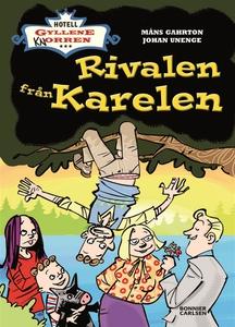 Rivalen från Karelen (e-bok) av Johan Unenge, M