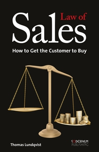 Law of sales - how to get the customer to buy (