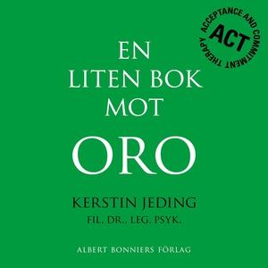 En liten bok mot oro (e-bok) av Kerstin Jeding