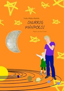 Snurrig månpoesi (e-bok) av Magnus Franzén