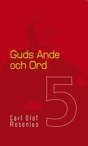 Guds Ande och Ord (e-bok) av Carl Olof Rosenius