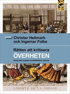 Rätten att kritisera överheten (e-bok) av Chris