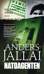 Natoagenten (e-bok) av Anders Jallai