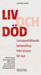 Liv och död (e-bok) av Martin Ingvar, Hugo Lage