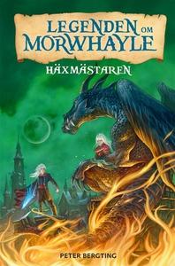 Legenden om Morwhayle - Häxmästaren (ljudbok) a