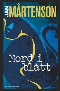 Mord i blått (e-bok) av Jan Mårtenson