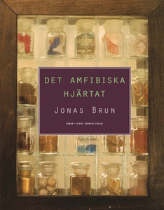 Det amfibiska hjärtat (e-bok) av Jonas Brun