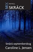 Smårå septemberskog