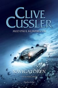 Navigatören (e-bok) av Clive Cussler