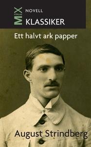 Ett halvt ark papper (e-bok) av August Strindbe