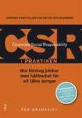 CSR i praktiken : Hur företaget kan jobba med hållbarhet för att tjäna pengar