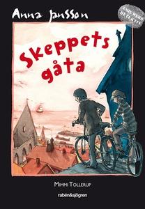 Skeppets gåta (e-bok) av Anna Jansson, Mimmi To