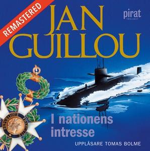 I nationens intresse (ljudbok) av Jan Guillou