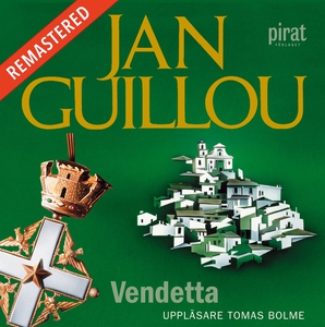 Vendetta (ljudbok) av Jan Guillou