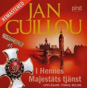 I Hennes Majestäts tjänst (ljudbok) av Jan Guil