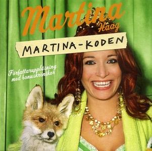 Martina-koden (ljudbok) av Martina Haag