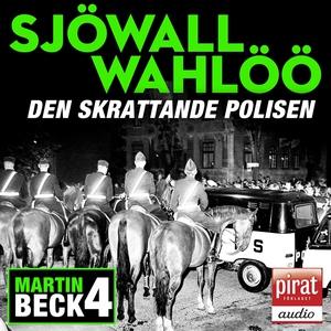 Den skrattande polisen (ljudbok) av Maj Sjöwall