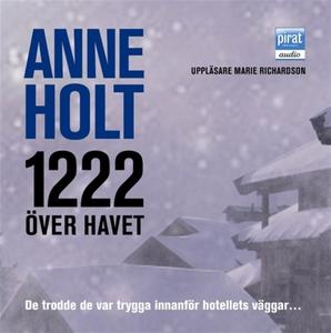 1222 över havet (ljudbok) av Anne Holt