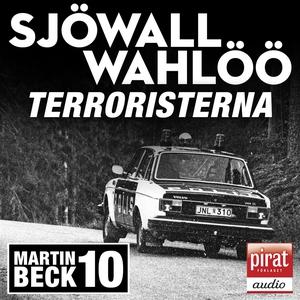 Terroristerna (ljudbok) av Maj Sjöwall