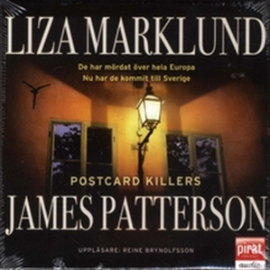 Postcard Killers (ljudbok) av Liza Marklund, Ja