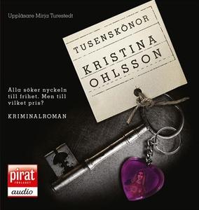 Tusenskönor (ljudbok) av Kristina Ohlsson