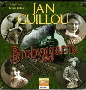 Brobyggarna (ljudbok) av Jan Guillou