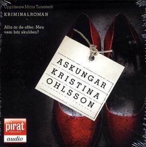 Askungar (ljudbok) av Kristina Ohlsson