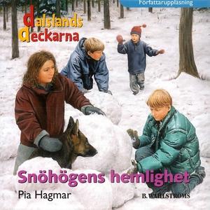 Dalslandsdeckarna 4 - Snöhögens hemlighet (ljud