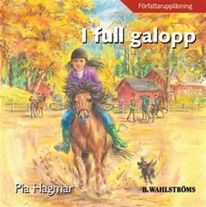 Flisan 2 - I full galopp (ljudbok) av Pia Hagma