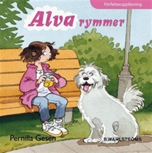 Alva 1 - Alva rymmer (ljudbok) av Pernilla Gesé