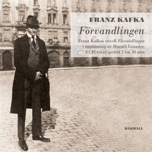 Förvandlingen (ljudbok) av Franz Kafka