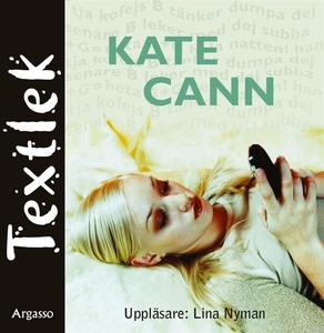 Textlek (ljudbok) av Kate Cann