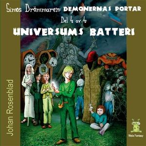 Demonernas portar 4 - Universums batteri (ljudb