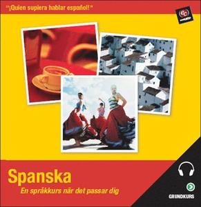Spansk Grundkurs (ljudbok) av  Emcamp, Emcamp