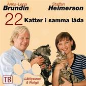 22 katter i samma låda
