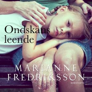 Ondskans leende (ljudbok) av Marianne Fredrikss