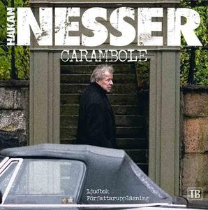 Carambole (ljudbok) av Håkan Nesser
