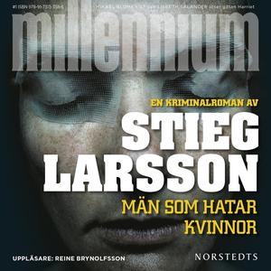 Män som hatar kvinnor (ljudbok) av Stieg Larsso